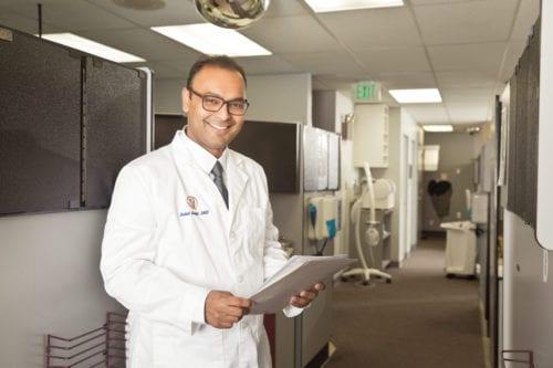Meet Dr. Sahil Goyal